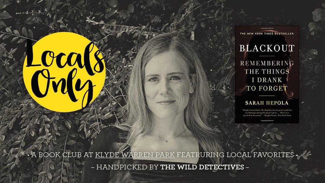Locals Only - Sarah Hepola