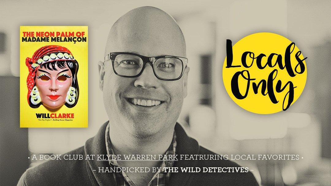 Locals Only – Will Clarke