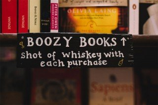 Desperatre Literature - Boozy Books