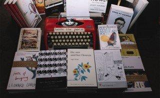 Desperate Literature - Typewriter