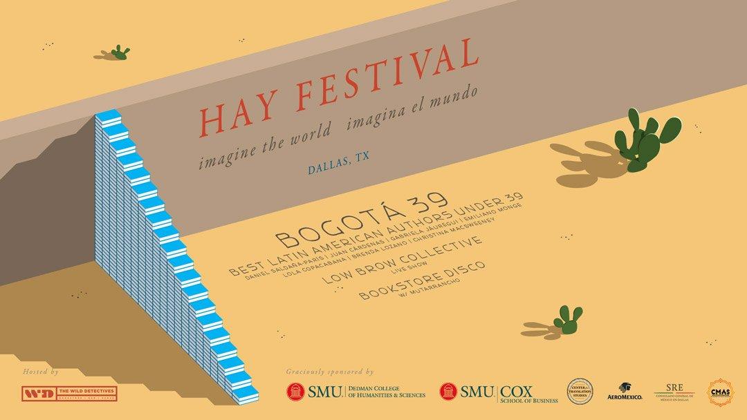 Hay Festival Dallas Edition