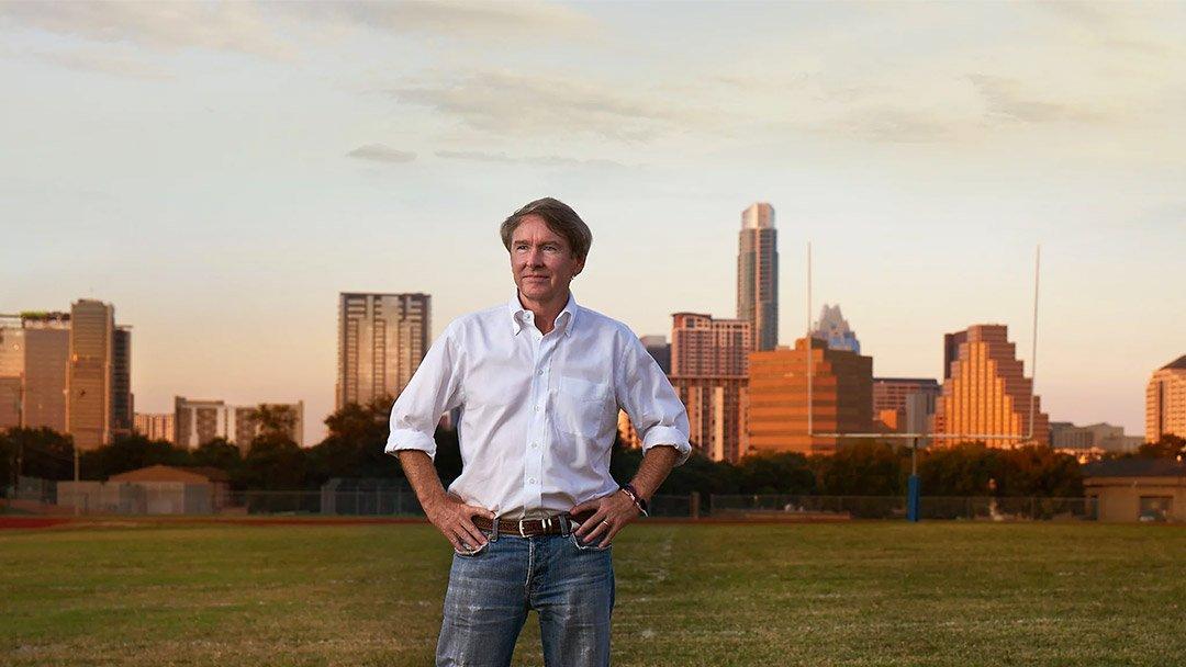 Ben Fountain On Hay Festival Coming to Dallas