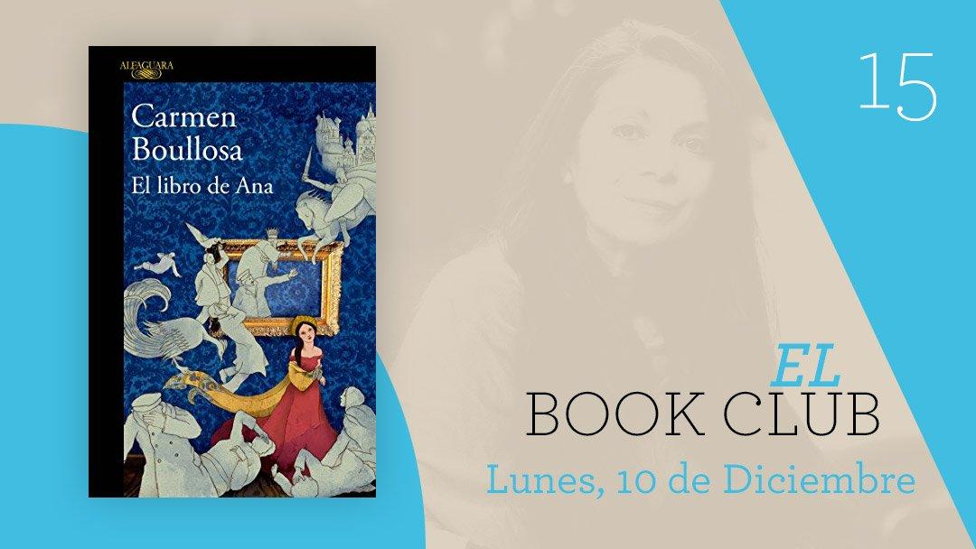 El Book Club – El libro de Ana
