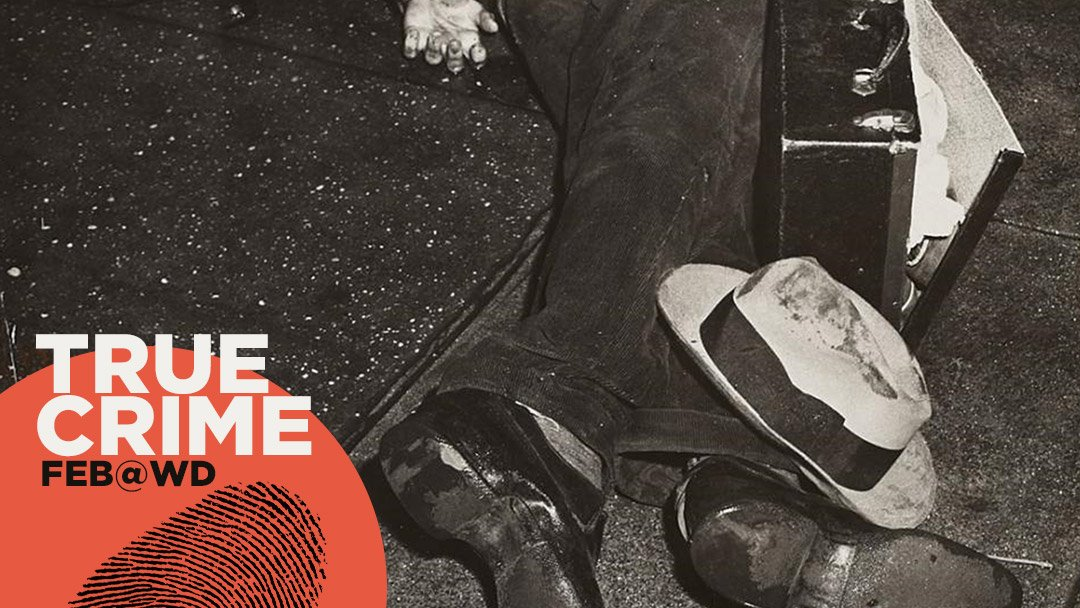 Solve Your February Slump With True Crime Month at WD