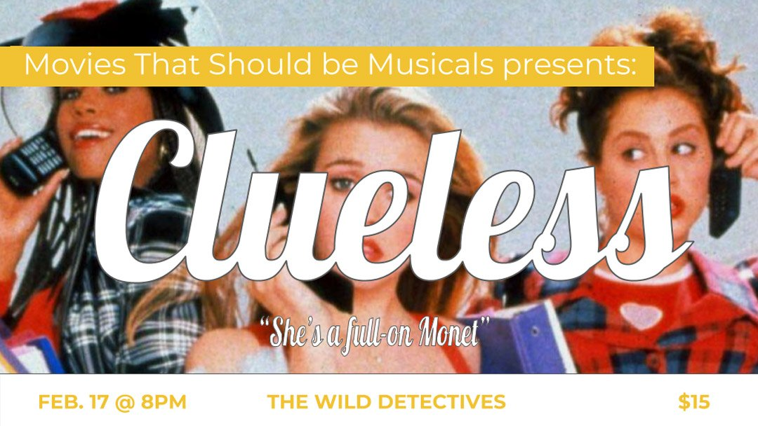 Movies That Should Be Musicals - Clueless