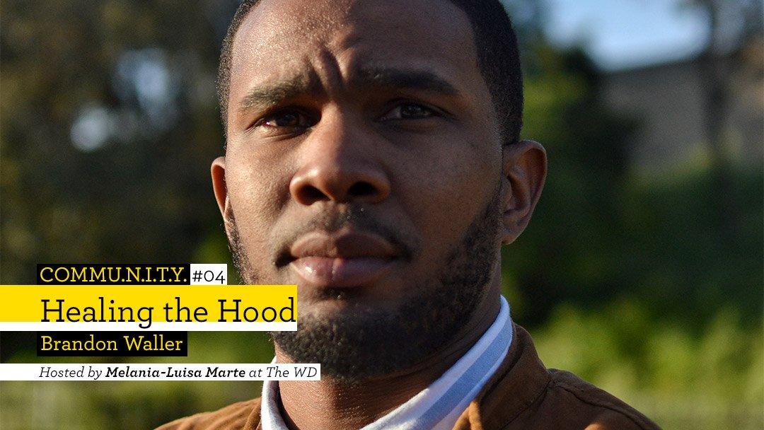COMMU.N.I.T.Y. - Healing The Hood