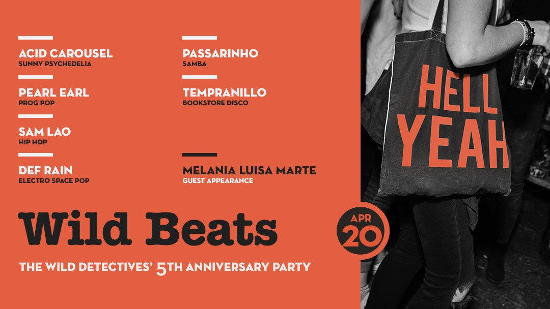 WIld Beats: The WD 5th Anniversary Party