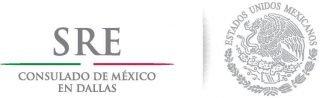 Logo Consulado Mexico