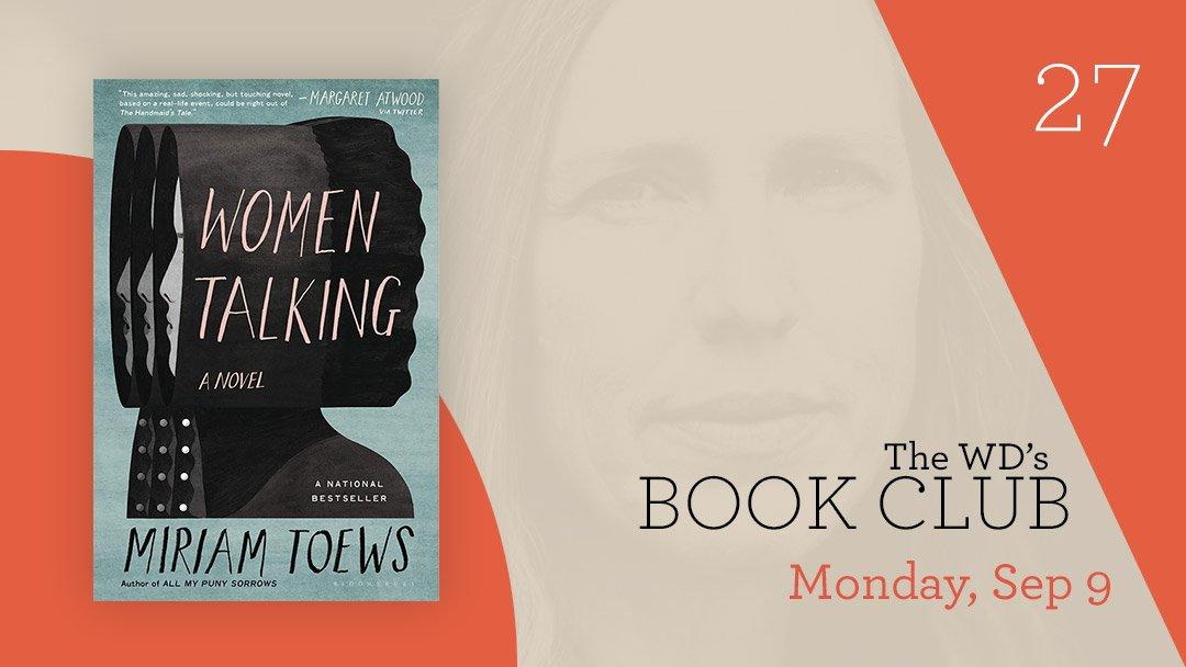The WD Book Club: Women Talking