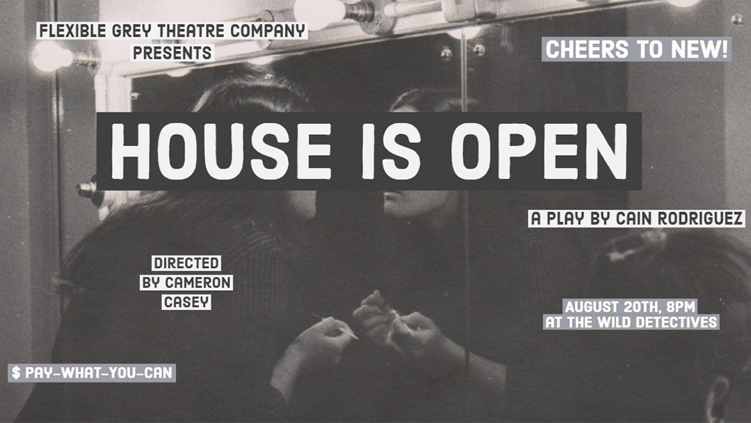House Is Open