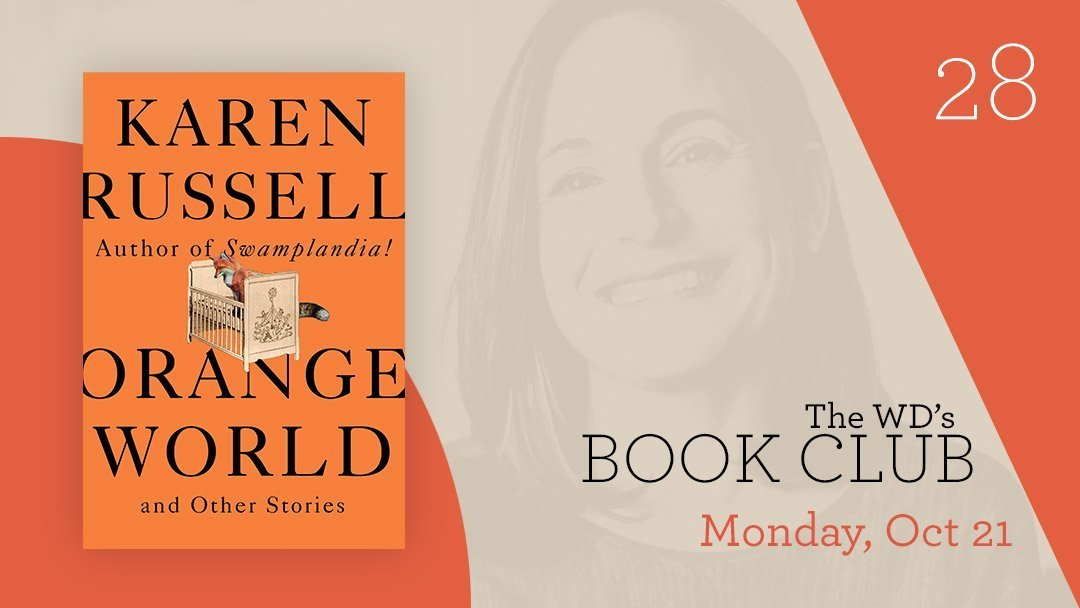 The WD Book Club - Orange World