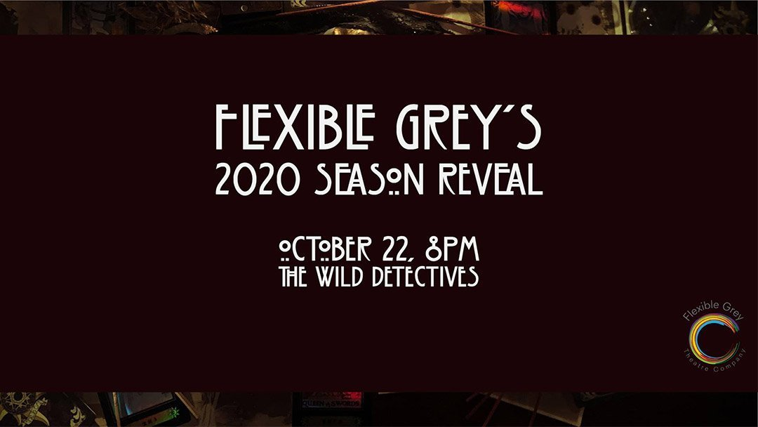Flexible Gray - Halloween Party