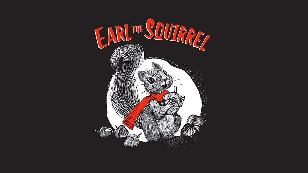 Kids in the Cliff: Tales about Squirrels!