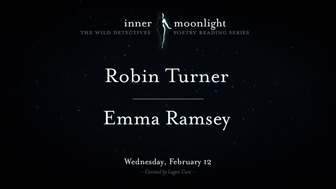 Inner Moonlight: Robin Turner & Emma Ramsey