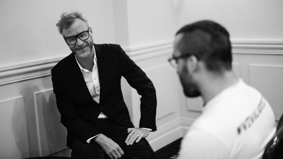 Interview with Matt Berninger from The National